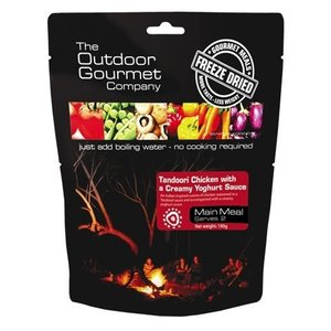 BACKCOUNTRY OUTDOOR GOURMET TANDOORI CHICKEN DOUBLE
