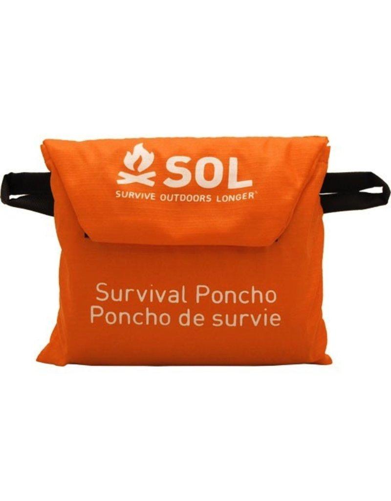 AMK AMK SOL Survival Poncho