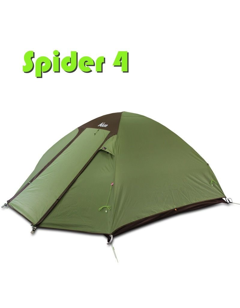 LUXE LUXE SPIDER 4 TENT