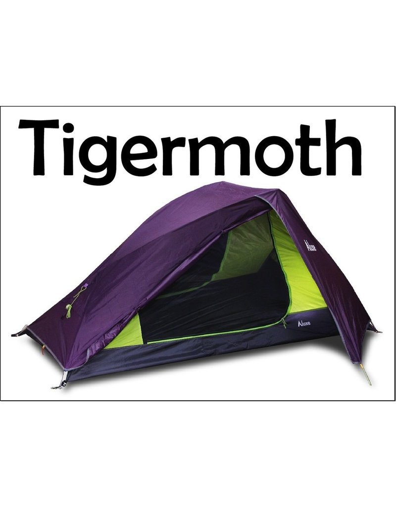 LUXE LUXE TIGER MOTH 2P TENT