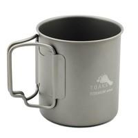 TOAKS TITANIUM CUP 450ML (76GM)