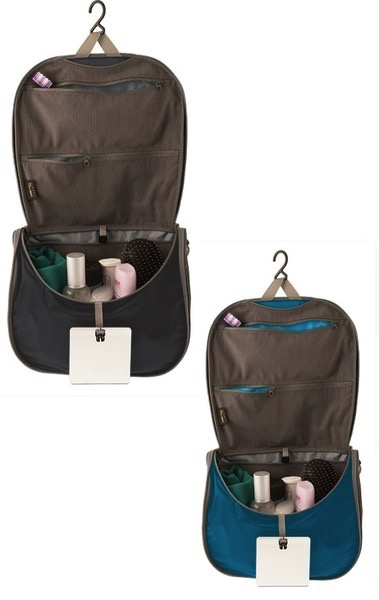Backpacking Light - SEA TO SUMMIT SEA TO SUMMIT HANGING TOILETRY BAG f45f166636a91