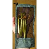 BIG SKY 8PCS COMBO PEG SET WITH BAG