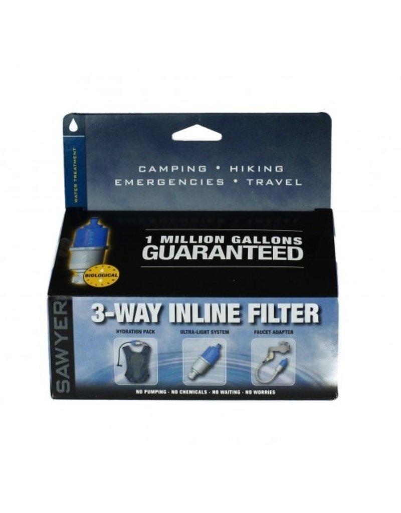 SAWYER SAWYER® 3 WAY WATER FILTER