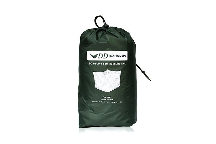 DD HAMMOCKS DD HAMMOCKS DOUBLE MOSQUITO BED NET - Treated