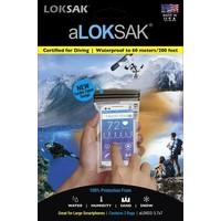 ALOKSAK WATERPROOF BAG MULTI PACKS SIZE 3.75X7 (2 PACK)