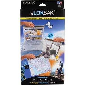 ALOKSAK ALOKSAK WATERPROOF BAG MULTI PACKS SIZE LMP-1EACH OF 12X12 13X11 16X24 (3 TOTAL)