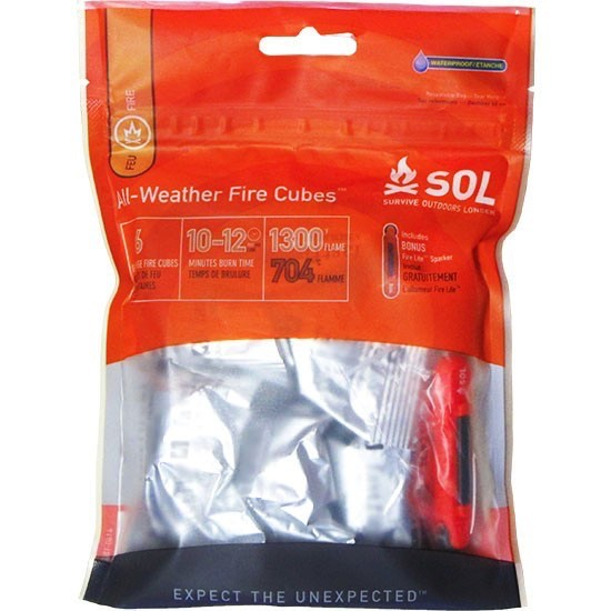 AMK AMK SOL ALL WEATHER FIRE CUBES