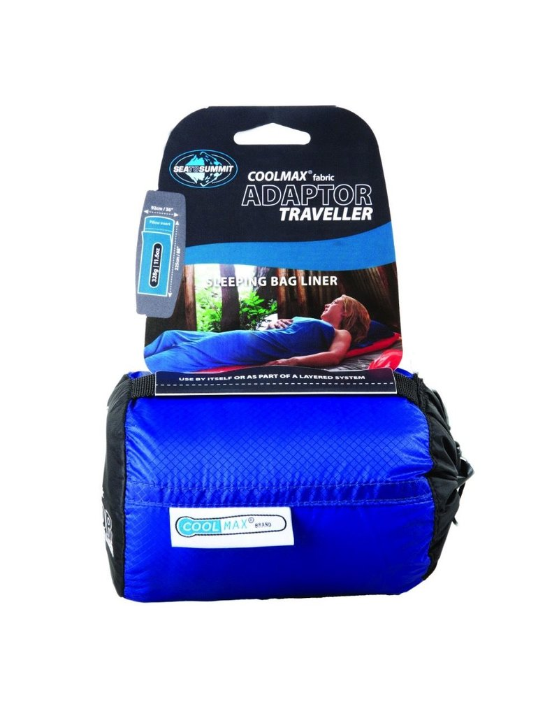 SEA TO SUMMIT SEA TO SUMMIT COOLMAX ADAPTOR TRAVELLER LINER