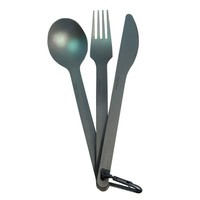 SEA TO SUMMIT 3-PIECE TITANIUM CUTLERY SET
