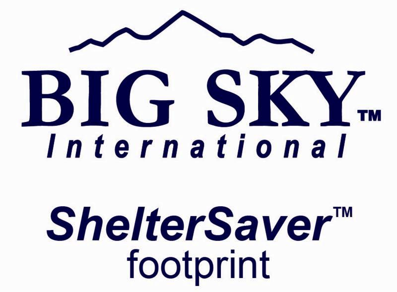 BIG SKY BIG SKY 2P FOOTPRINT Rev, Chinook