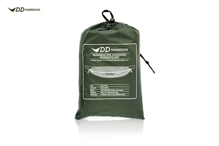 DD HAMMOCKS DD HAMMOCKS MOSQUITO NET WITH SPREADER BARS
