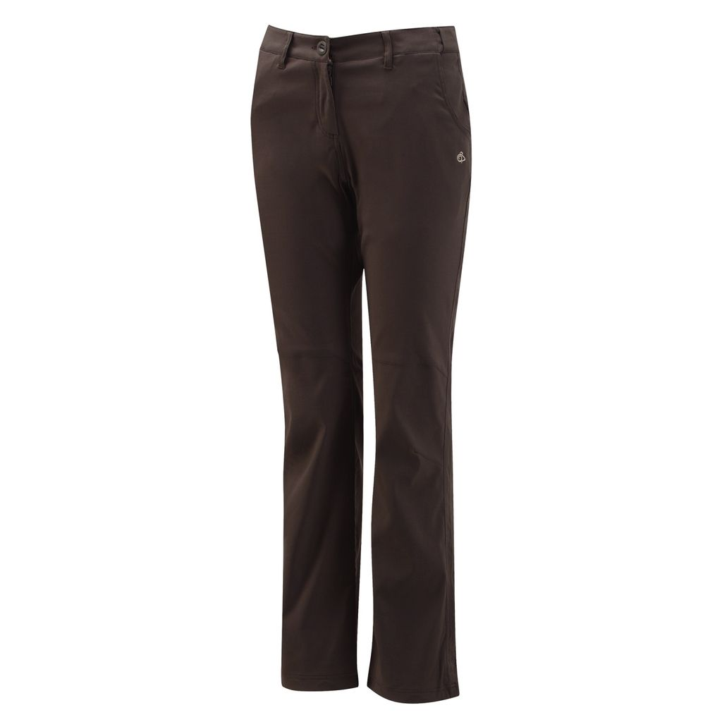 CRAGHOPPERS CRAGHOPPERS STRETCH NOSILIFE TROUSERS WOMEN'S