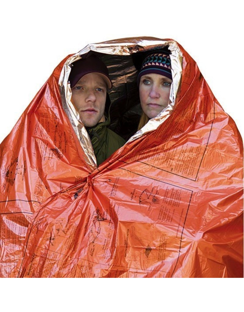 AMK AMK SOL Survival Blanket - 2 Person