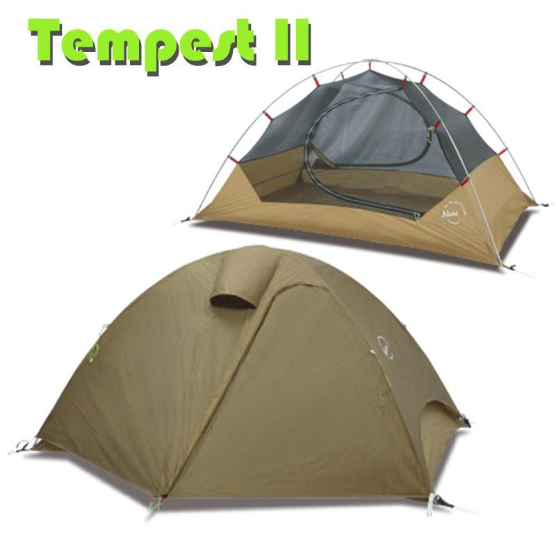 LUXE LUXE TEMPEST 2P DOME TENT
