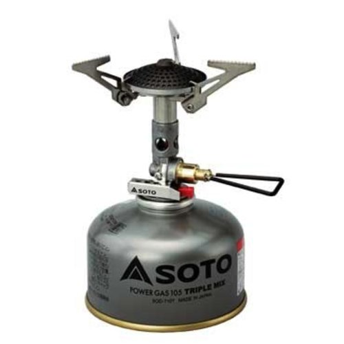 SOTO SOTO MICRO REGULATOR STOVE