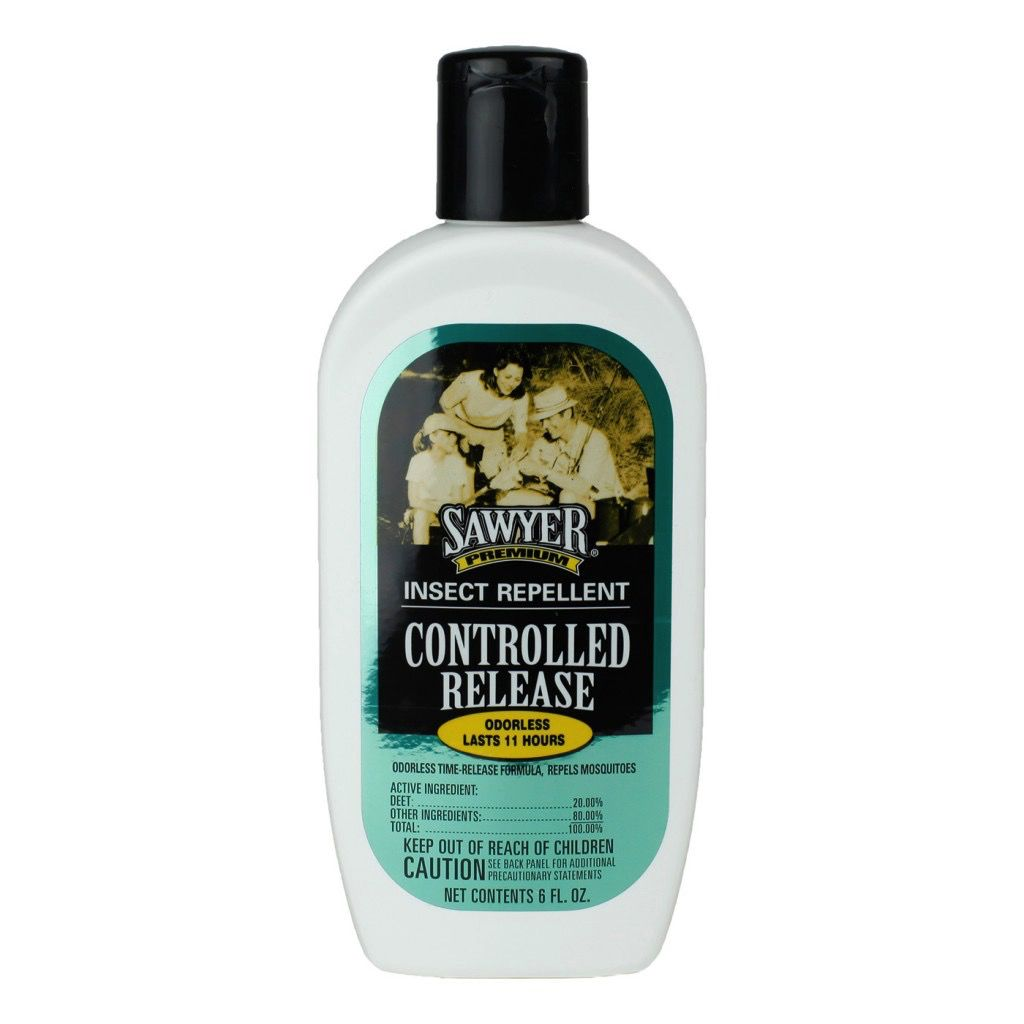 SAWYER SAWYER® PREMIUM CONTROLLED RELEASE INSECT REPELLENT 6OZ LOTION
