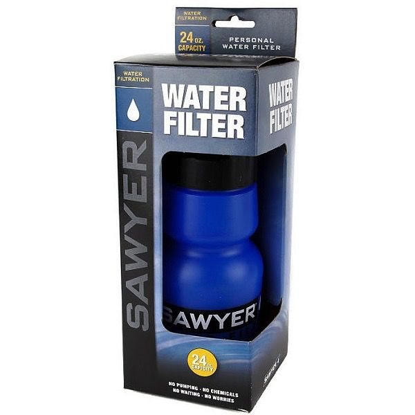 SAWYER SAWYER® 0.7 WATER FILTER BOTTLE