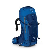 OSPREY AETHER AG 70L MEN'S HIKING BACKPACK WITH RAIN COVER