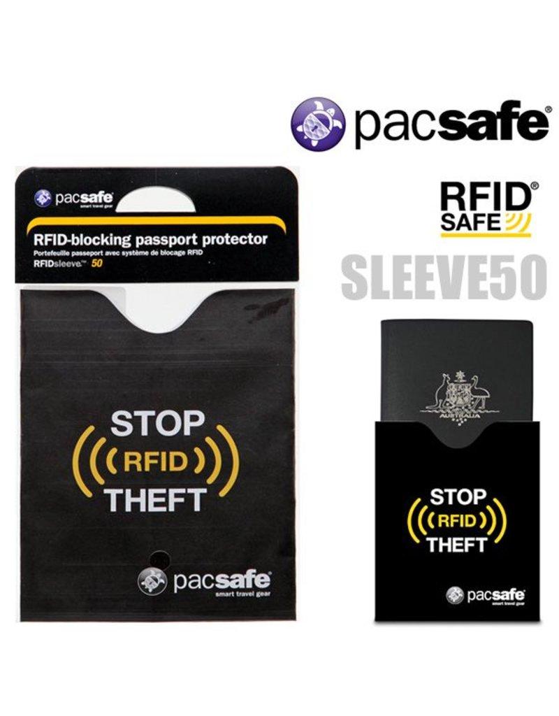PACSAFE PACSAFE RFIDSLEEVE 50