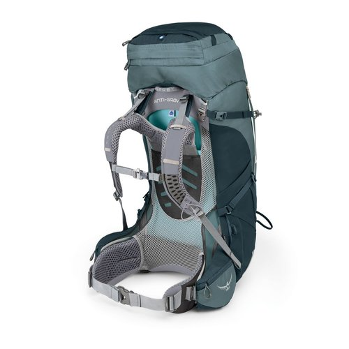 OSPREY OSPREY ARIEL AG 75L WOMEN'S HIKING BACKPACK WITH RAIN COVER