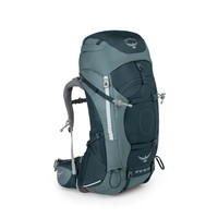 OSPREY ARIEL AG 65L WOMEN'S HIKING BACKPACK WITH RAIN COVER