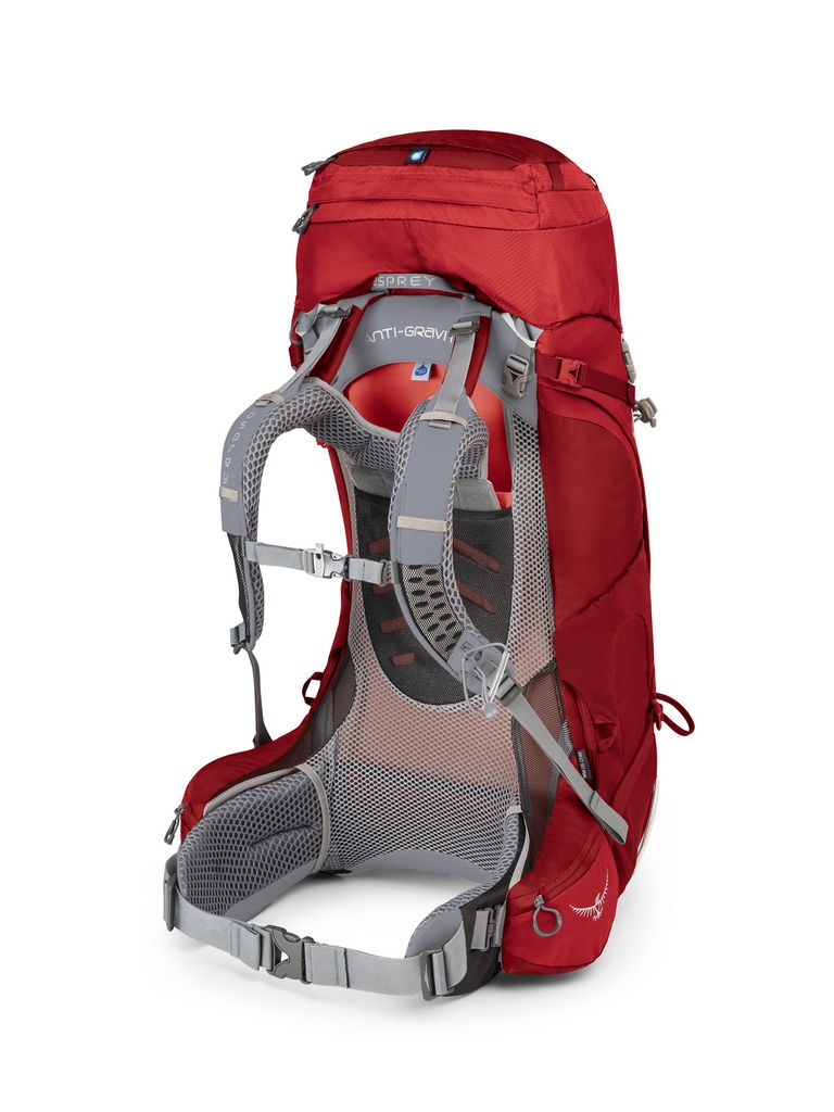 OSPREY OSPREY ARIEL AG 65 HIKING PACK WITH RAIN COVER