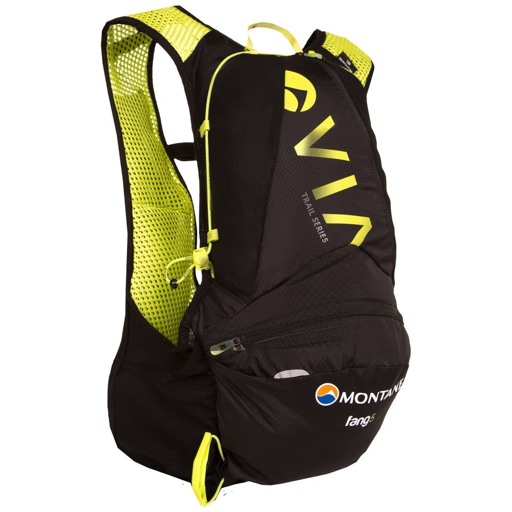Montane MONTANE VIA FANG 5L TRAIL RUNNING VEST PACK