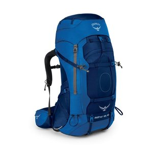 OSPREY OSPREY AETHER AG 85L MEN'S HIKING BACKPACK WITH RAINCOVER