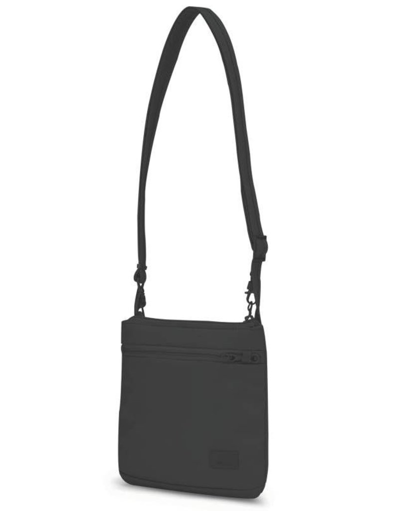 PACSAFE CITYSAFE CS50 CROSSBODY PURSE BLACK