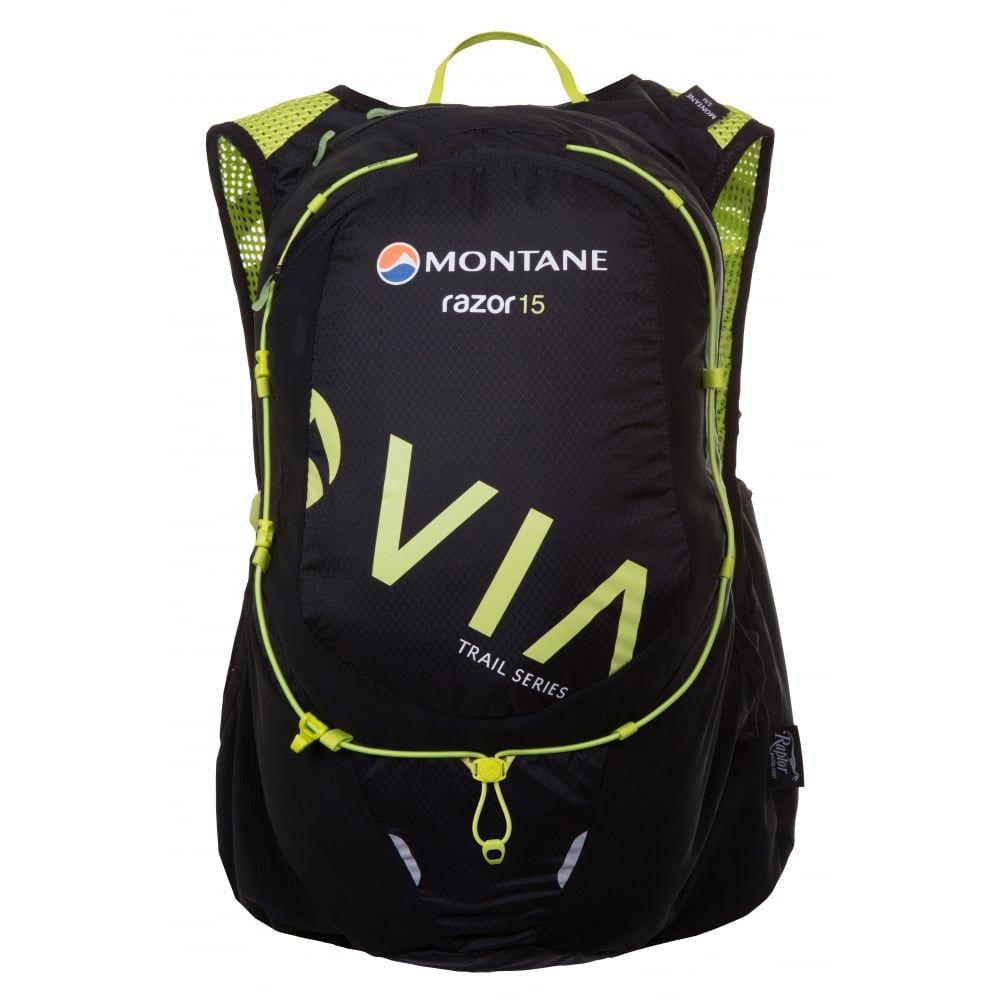 Montane MONTANE RAZOR 15L TRAIL RUNNING VEST PACK