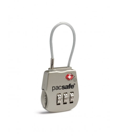 PACSAFE PACSAFE PROSAFE 800 COMBINATION PADLOCK CABLE