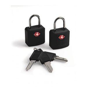 PACSAFE PACSAFE PROSAFE 620 TSA LUGGAGE LOCKS BLACK