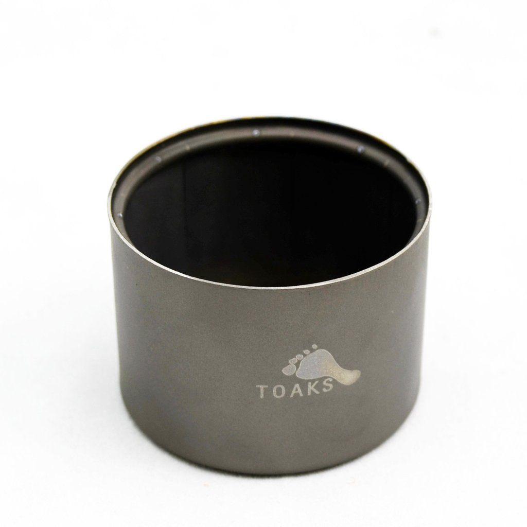 Toaks Titanium TOAKS TITANIUM ALCOHOL STOVE