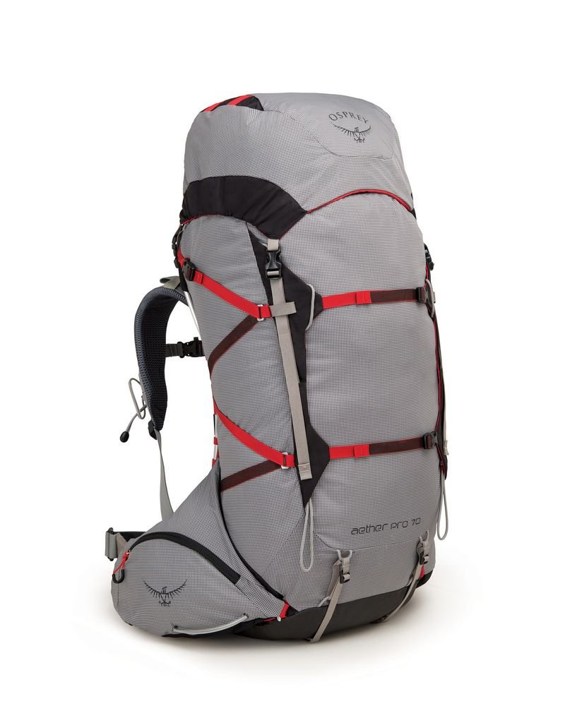 OSPREY OSPREY AETHER PRO 70L MEN'S LIGHTWEIGHT HIKING BACKPACK