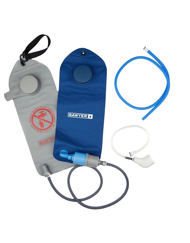 SAWYER SAWYER 2L BAG TO BAG GRAVITY WATER TREATMENT SYSTEM