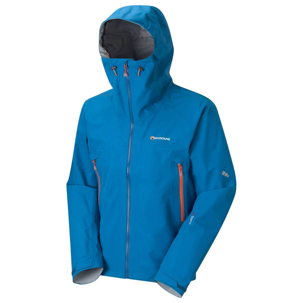 Montane MONTANE FURTHER FASTER NEO SHELL JACKET MEN'S