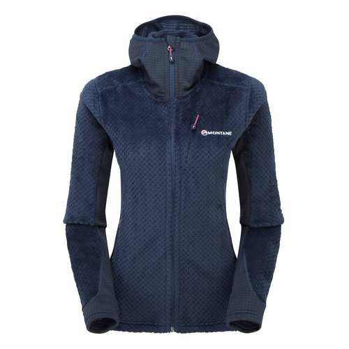Montane MONTANE WOLF FLEECE HOODED JACKET WOMEN'S