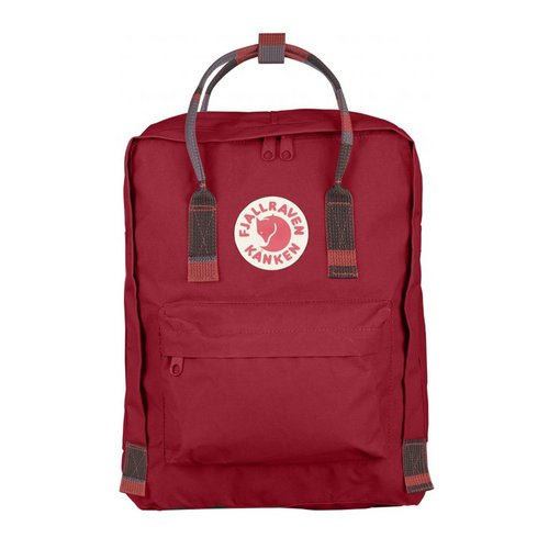 FJALLRAVEN KANKEN PACK DEEP RED - RANDOM BLOCKED