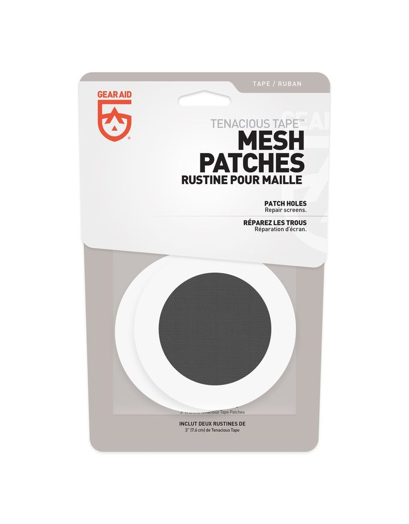 GEAR AID GEAR AID BUG MESH REPAIR KIT - 2 PATCHES