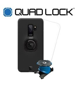 Quad Lock QuadLock Samsung Galaxy S9+ Bike Kit