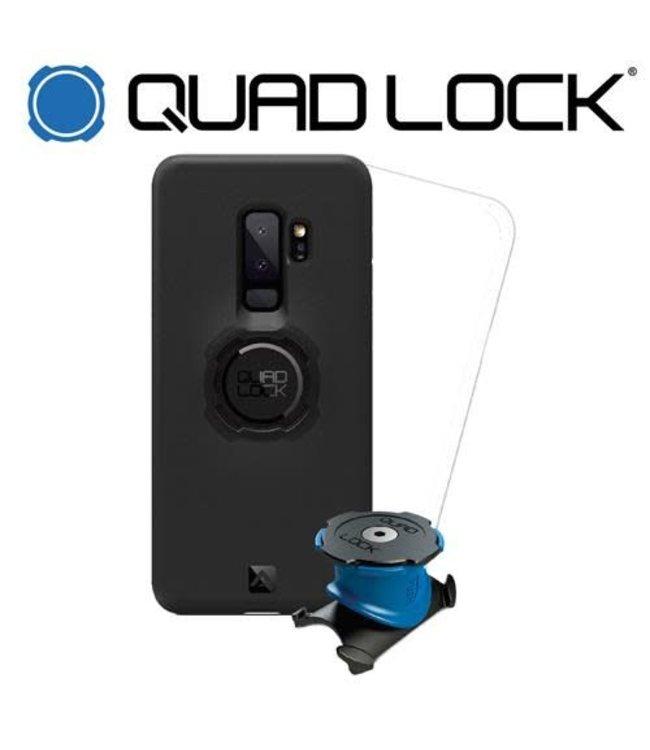 Quad Lock QuadLock Samsung Galaxy S9+ Bike Kit