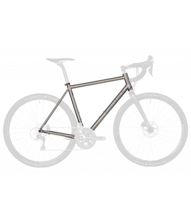 Enigma Enigma Frame Escape Disc Bead Brushed / Anodised Decals 55cm