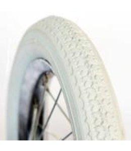 Duro Tyre 12 x 1/2 2.1/4 White