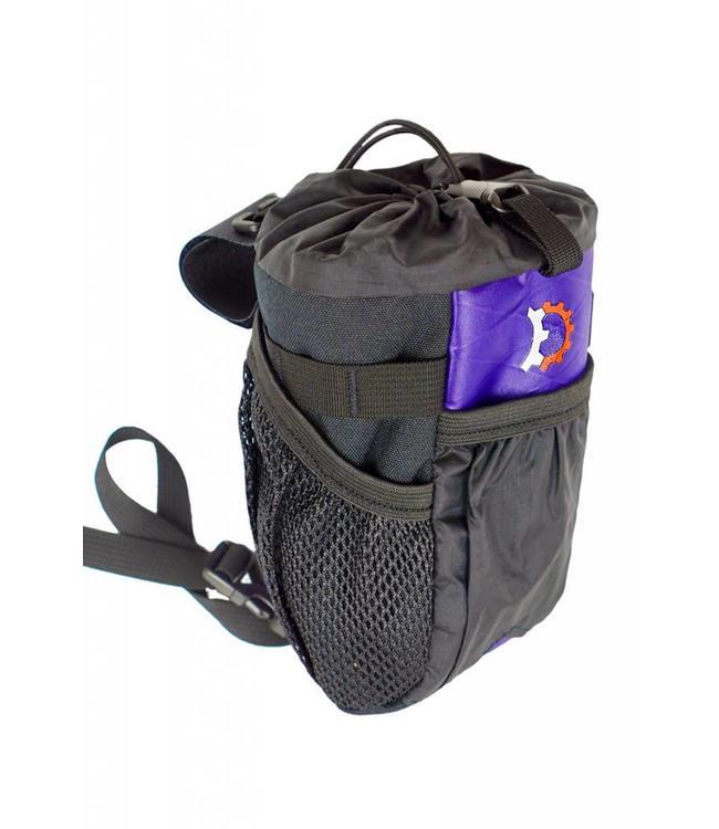 revelate Revelate Mountain Feedbag - Crush (purple)