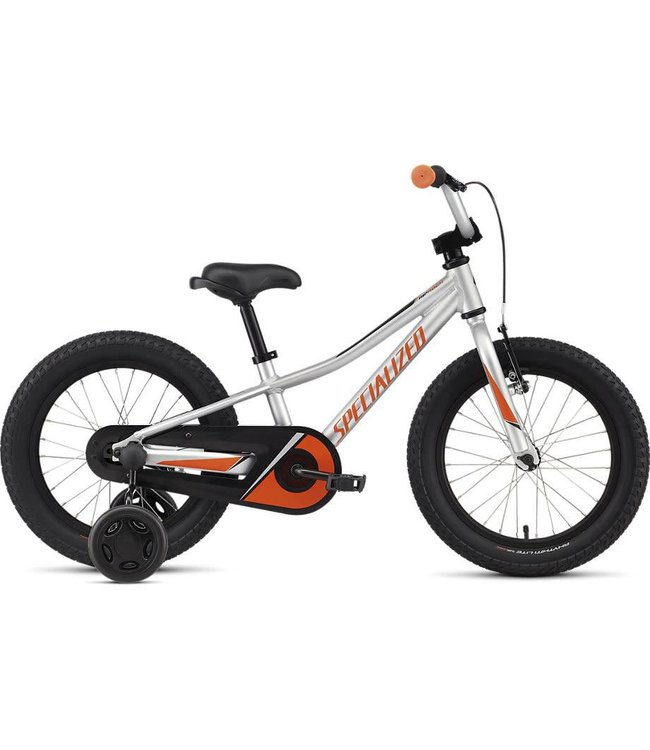 Specialized Specialized Riprock 16 Light Silver / Moto Orange / Black