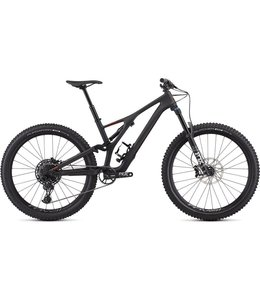 Specialized Specialized 19 Stumpjumper FSR ST Comp 27.5 12 Speed Carbon/Rocket Red M HIRE