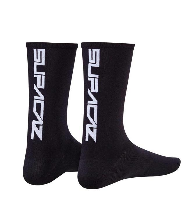 Supacaz Supacaz Socks Black / White Small / Medium