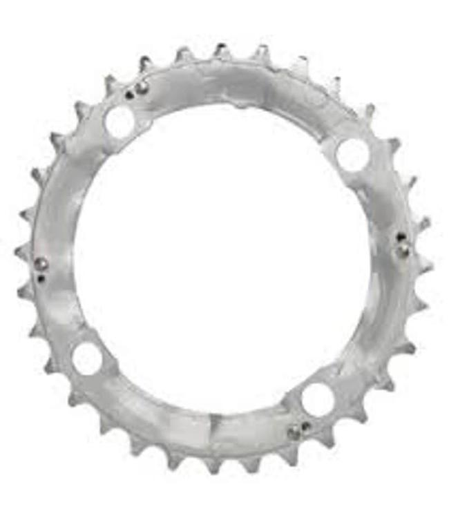 Shimano Shimano Chainring 32T 9 Speed M460 Silver
