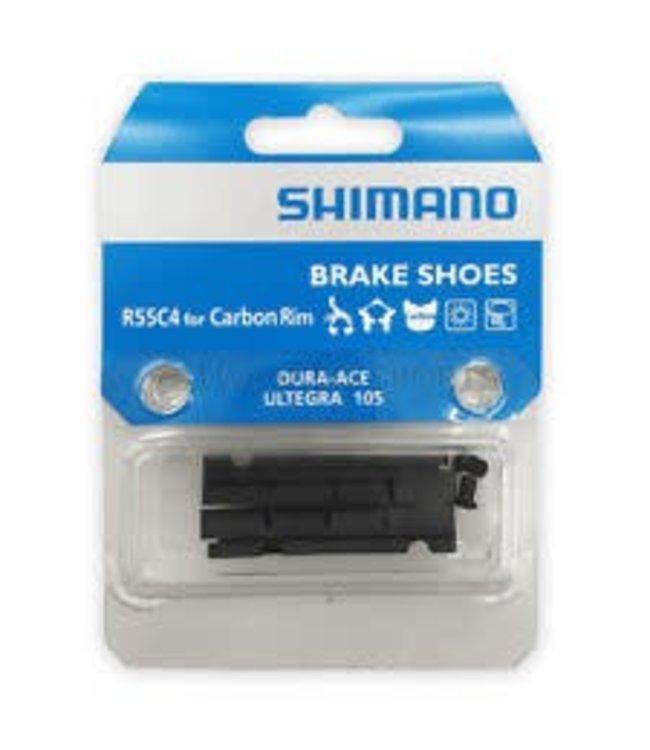Shimano Shimano Brake Pads R55C4 Carbon Rim 1 Pair